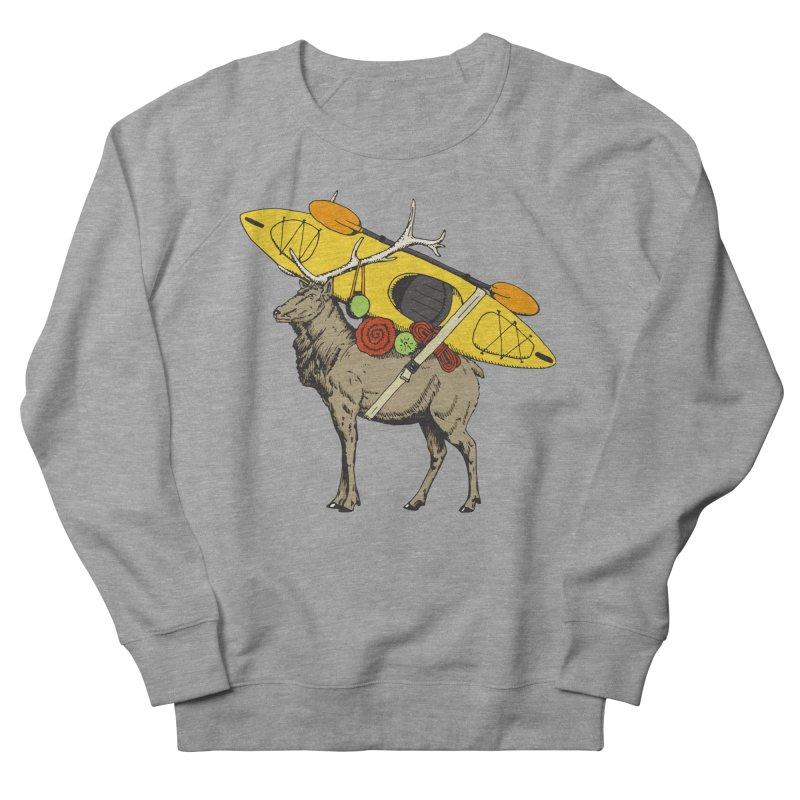 You Had to Bring the Kayak? Women's Sweatshirt by Slothfox Apparel by Trenn