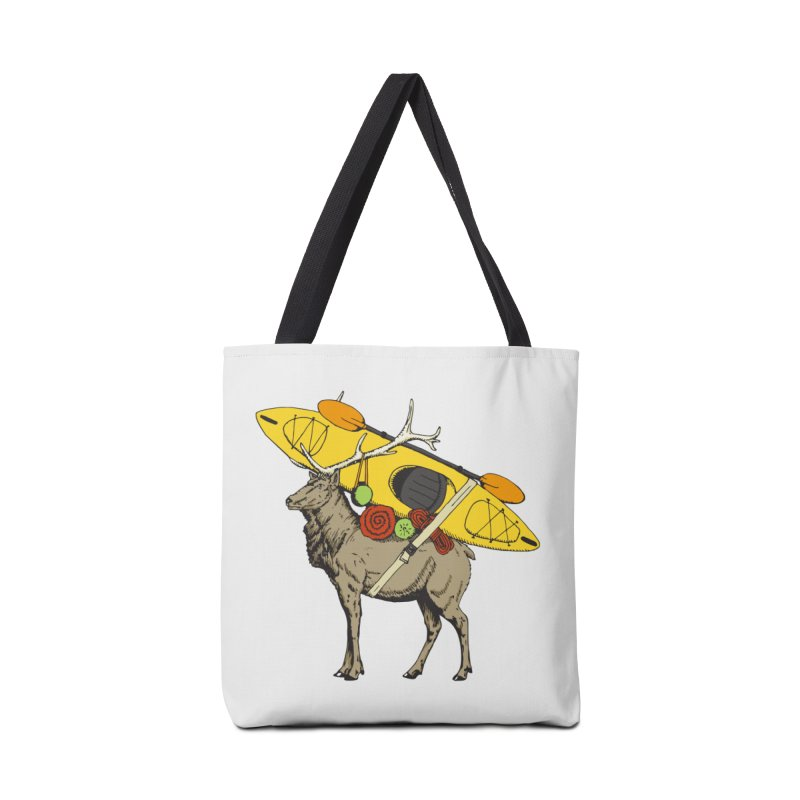 You Had to Bring the Kayak? Accessories Bag by Slothfox Apparel by Trenn