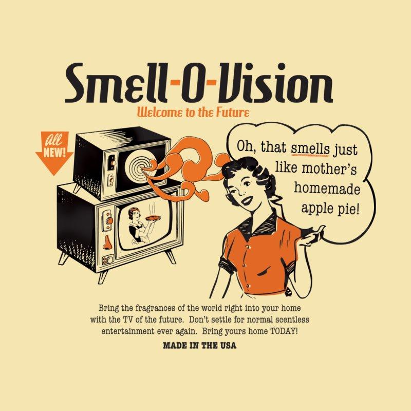 Smell-O-Vision   by Slothfox Apparel by Trenn
