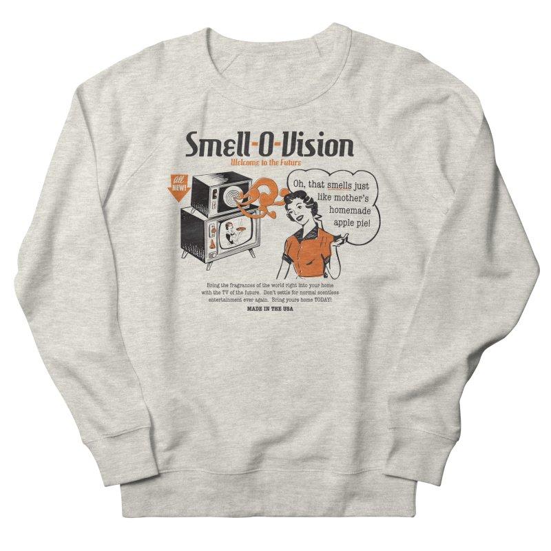 Smell-O-Vision Women's Sweatshirt by Slothfox Apparel by Trenn
