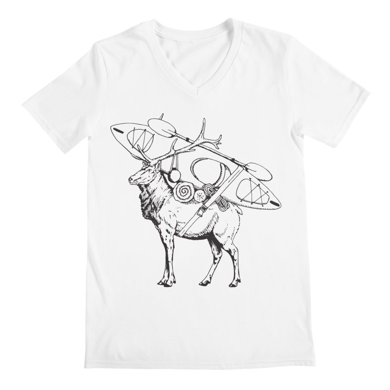 You Had to Bring the Kayak: Black   by Slothfox Apparel by Trenn