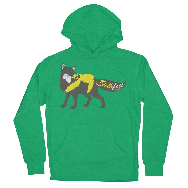 Slothfox Apparel Tee Women's Pullover Hoody by Slothfox Apparel by Trenn