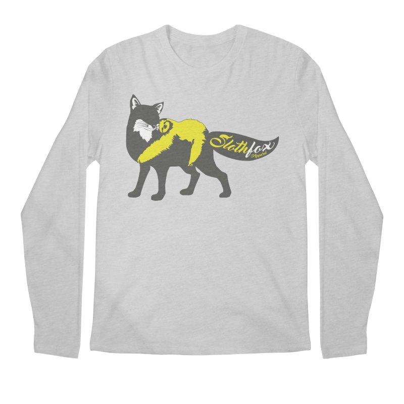 Slothfox Apparel Tee Men's Longsleeve T-Shirt by Slothfox Apparel by Trenn