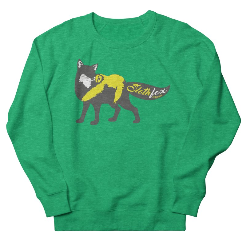 Slothfox Apparel Tee Men's Sweatshirt by Slothfox Apparel by Trenn