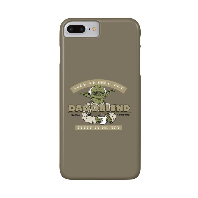 Brew or Brew Not: Dagoblend Accessories Phone Case by Slothfox Apparel by Trenn