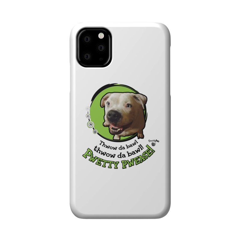 Thwow the Bawl! Accessories Phone Case by Smarty Petz's Artist Shop