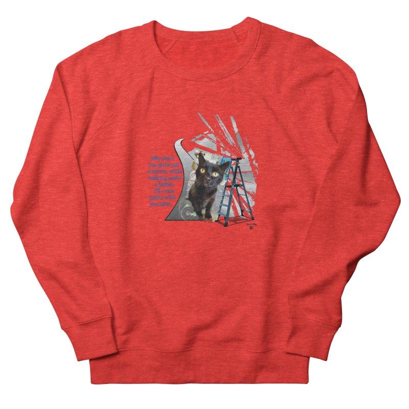 Break a mirror Women's Sweatshirt by Smarty Petz's Artist Shop