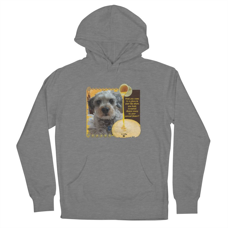 Cheese Sauce Women's Pullover Hoody by Smarty Petz's Artist Shop