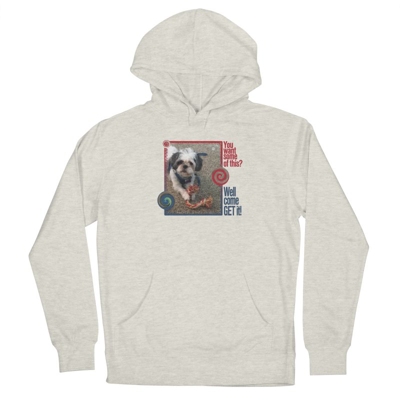 Come get it! Women's Pullover Hoody by Smarty Petz's Artist Shop