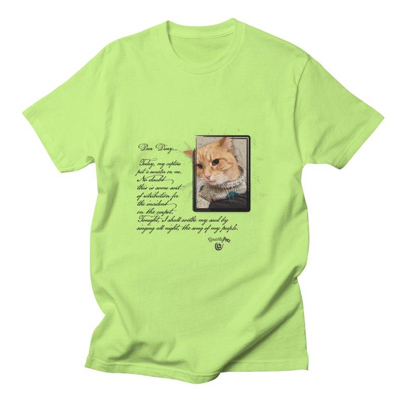 Dear Diary... Women's T-Shirt by Smarty Petz's Artist Shop