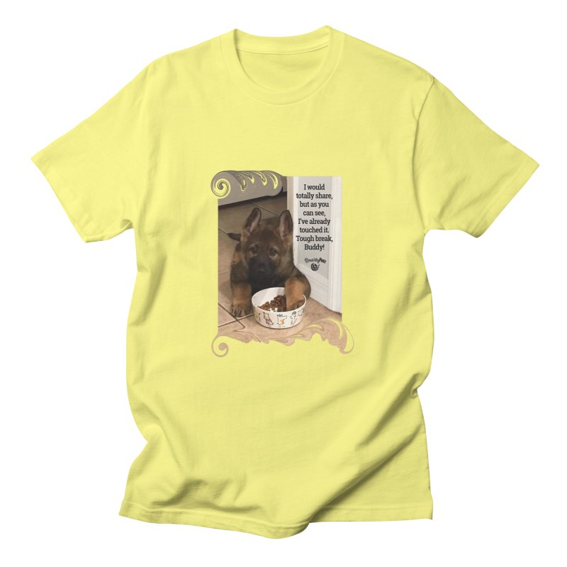 Already touched it Women's T-Shirt by Smarty Petz's Artist Shop