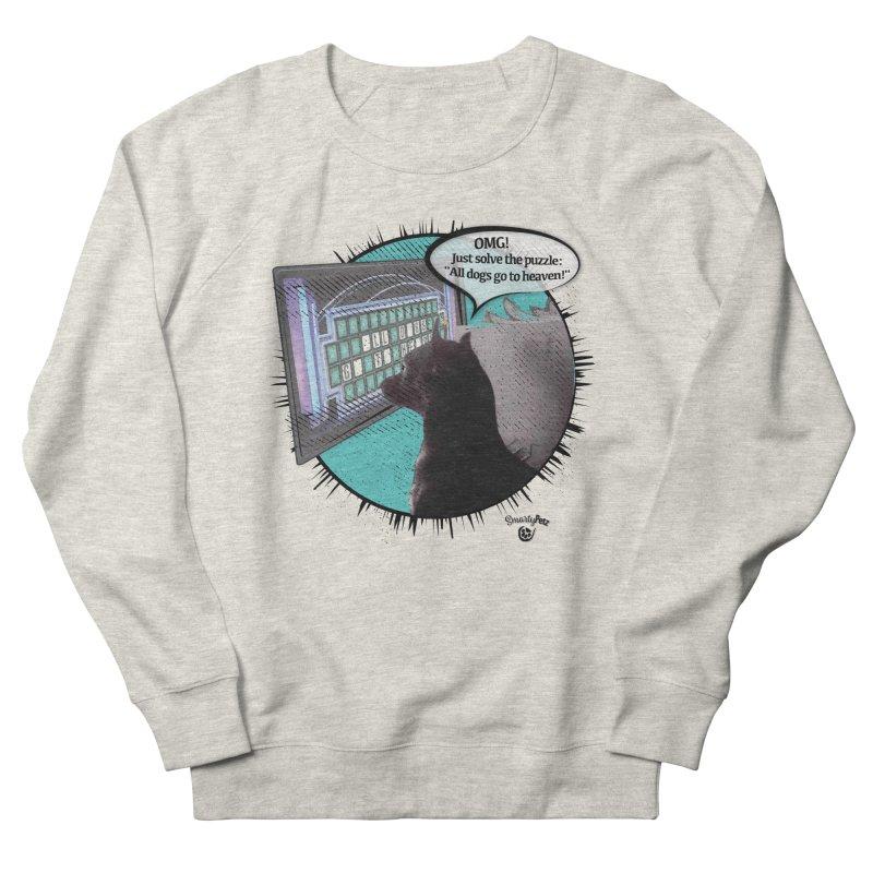 Wheel of Furtune Men's Sweatshirt by Smarty Petz's Artist Shop