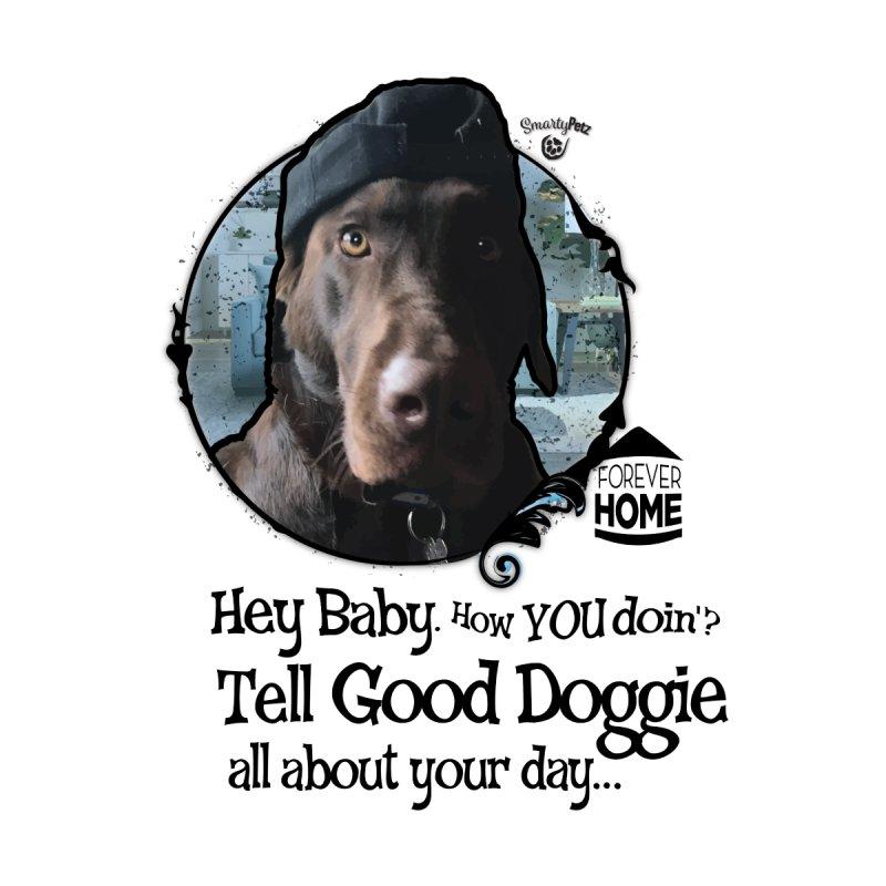 Good Doggie Men's T-Shirt by Smarty Petz's Artist Shop