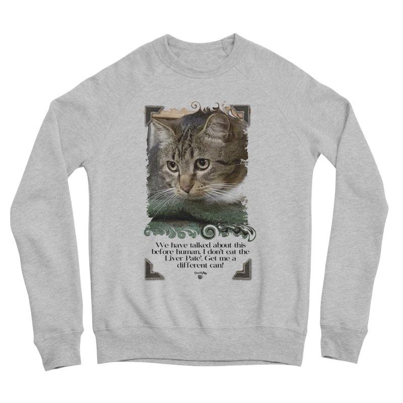 Different can please. Men's Sponge Fleece Sweatshirt by SmartyPetz's Artist Shop