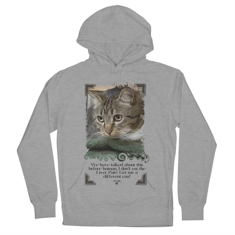 Different can please. Women's French Terry Pullover Hoody by SmartyPetz's Artist Shop