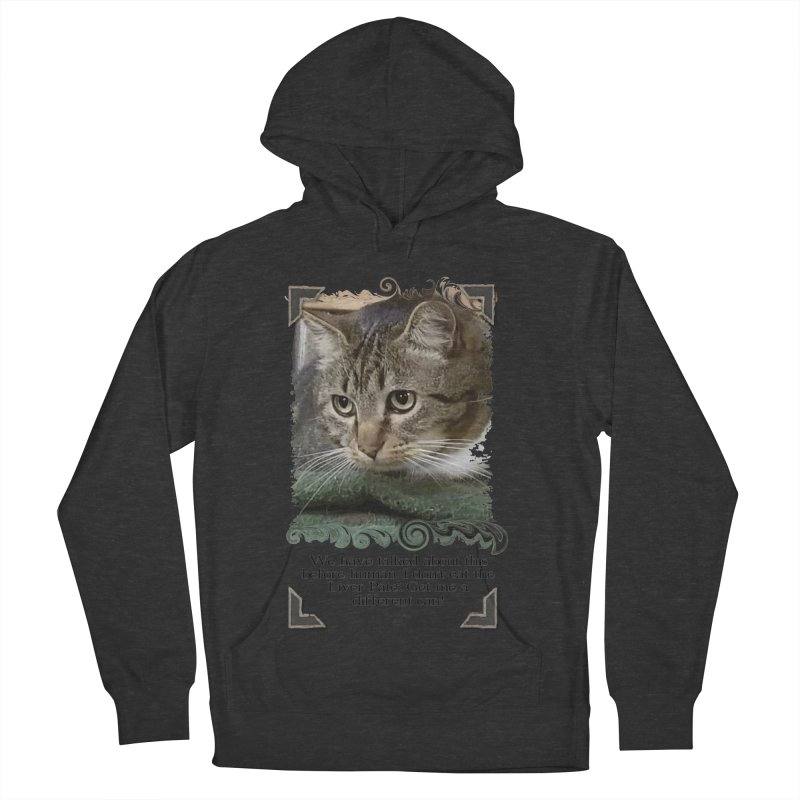 Different can please. Men's French Terry Pullover Hoody by SmartyPetz's Artist Shop