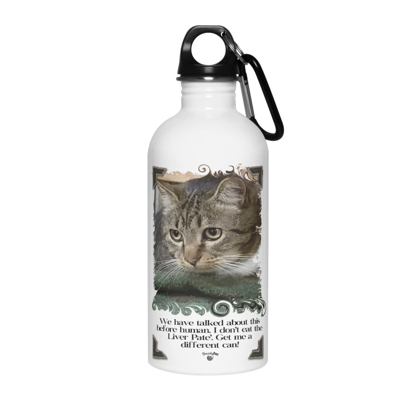 Different can please. Accessories Water Bottle by SmartyPetz's Artist Shop
