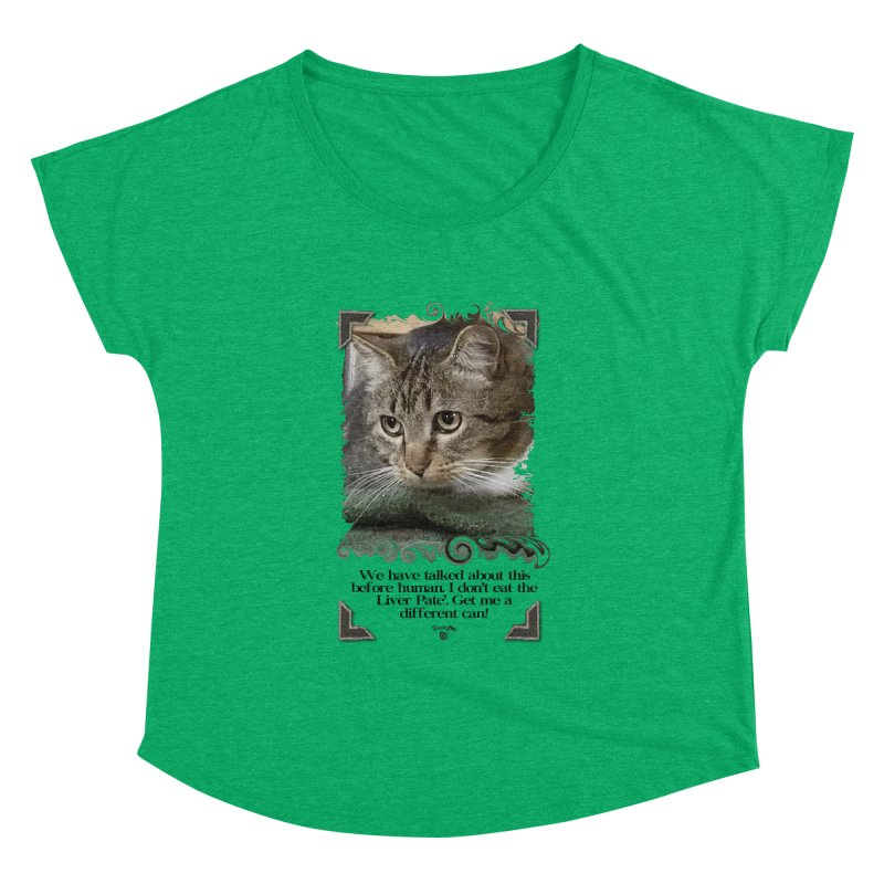 Different can please. Women's Dolman Scoop Neck by Smarty Petz's Artist Shop