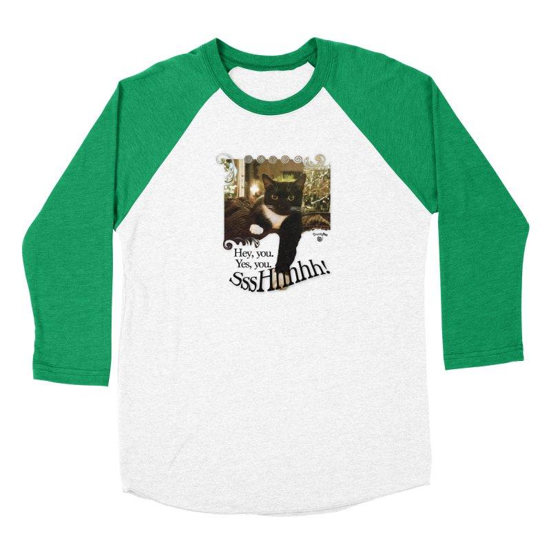 SssHhhhh! Men's Longsleeve T-Shirt by Smarty Petz's Artist Shop