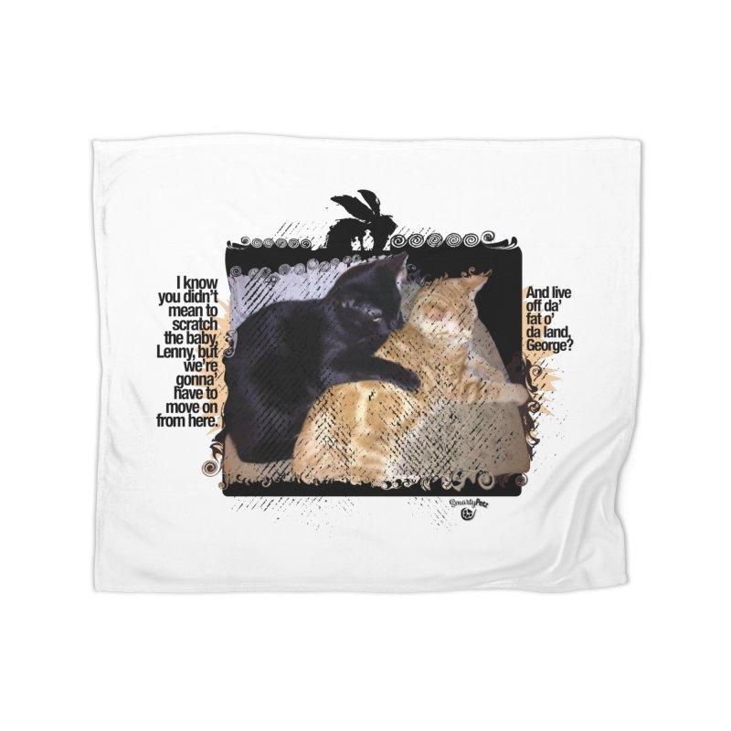 of Mice & Men Home Blanket by SmartyPetz's Artist Shop