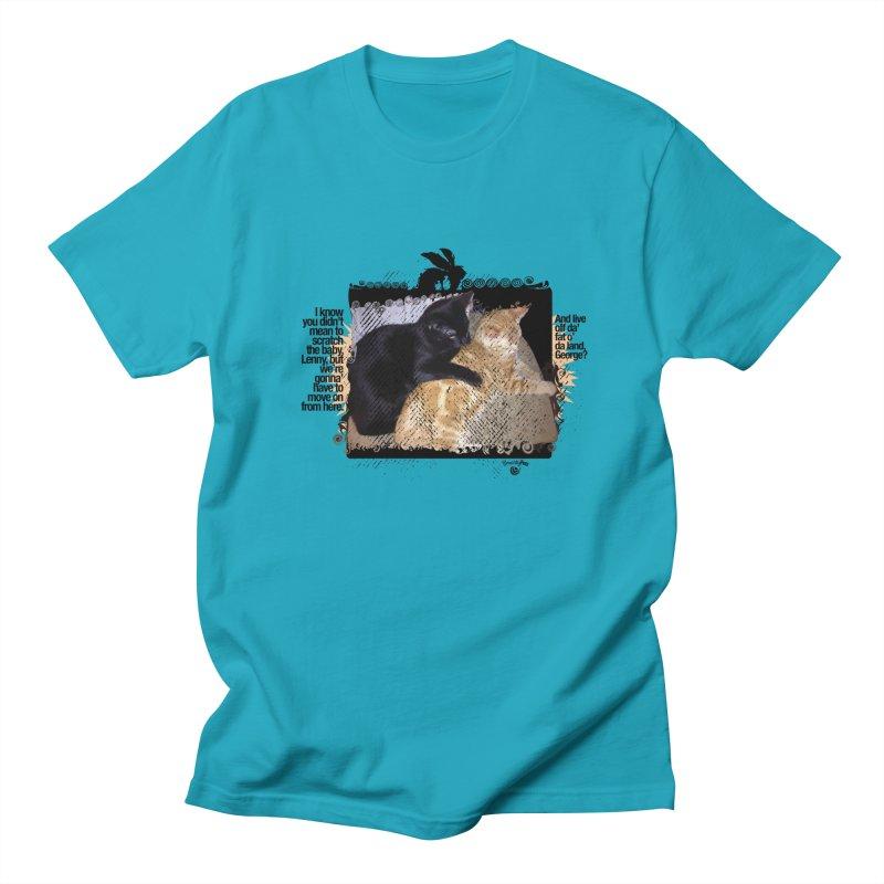 of Mice & Men Women's Regular Unisex T-Shirt by Smarty Petz's Artist Shop