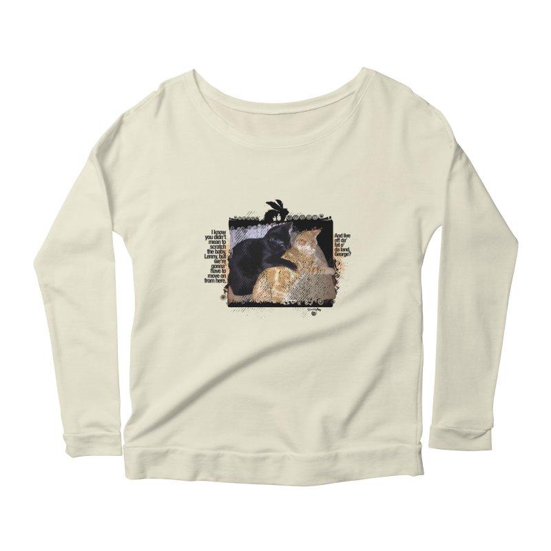 of Mice & Men Women's Scoop Neck Longsleeve T-Shirt by SmartyPetz's Artist Shop