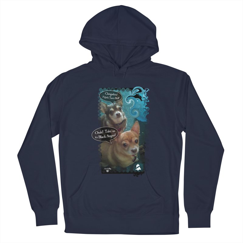 Orale! Women's French Terry Pullover Hoody by SmartyPetz's Artist Shop