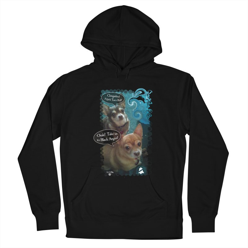 Orale! Men's French Terry Pullover Hoody by SmartyPetz's Artist Shop