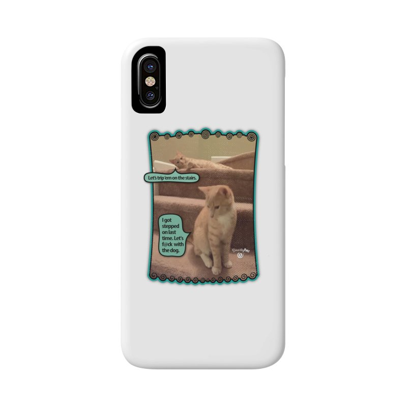 Let's f@ck with the dog. Accessories Phone Case by SmartyPetz's Artist Shop