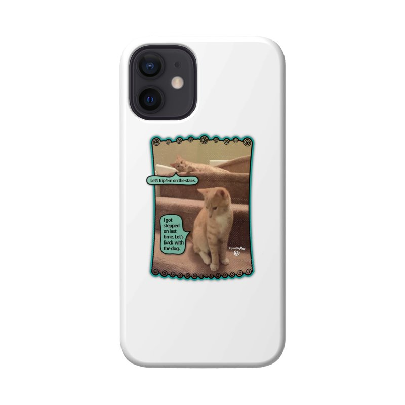 Let's f@ck with the dog. Accessories Phone Case by Smarty Petz's Artist Shop