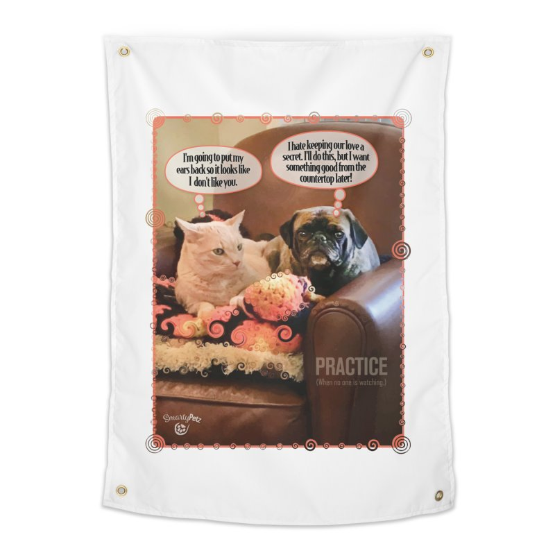 PRACTICE Home Tapestry by SmartyPetz's Artist Shop