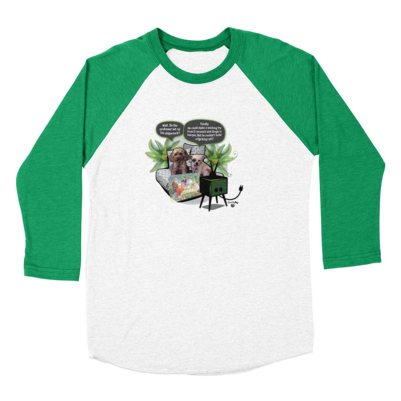 Shipwrecked Men's Longsleeve T-Shirt by Smarty Petz's Artist Shop