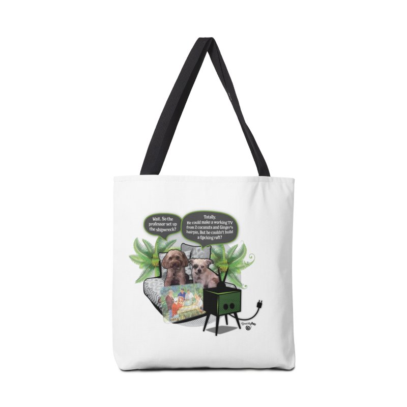 Shipwrecked Accessories Bag by SmartyPetz's Artist Shop