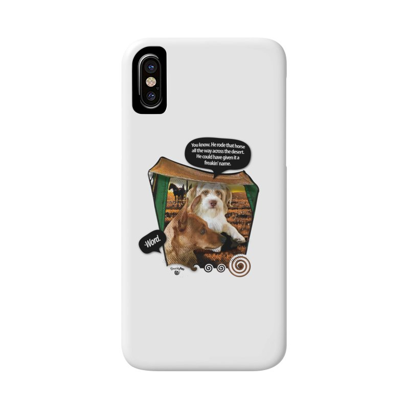 Horse with no name. Accessories Phone Case by SmartyPetz's Artist Shop