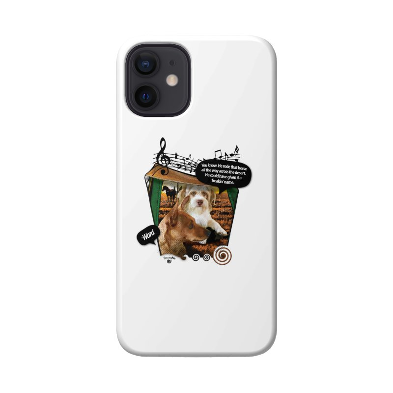 Horse with no name. Accessories Phone Case by Smarty Petz's Artist Shop