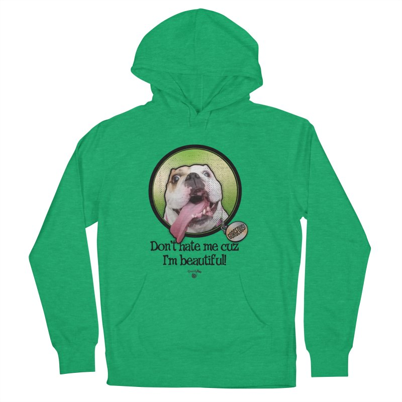 Gorgeous! Women's French Terry Pullover Hoody by Smarty Petz's Artist Shop