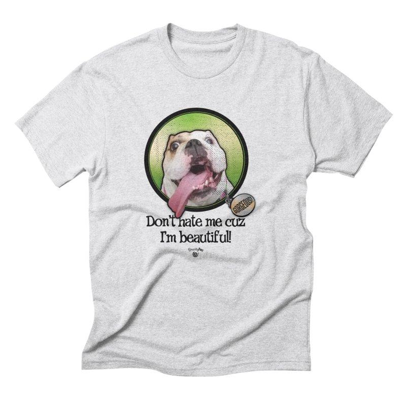 Gorgeous! Men's Triblend T-Shirt by Smarty Petz's Artist Shop