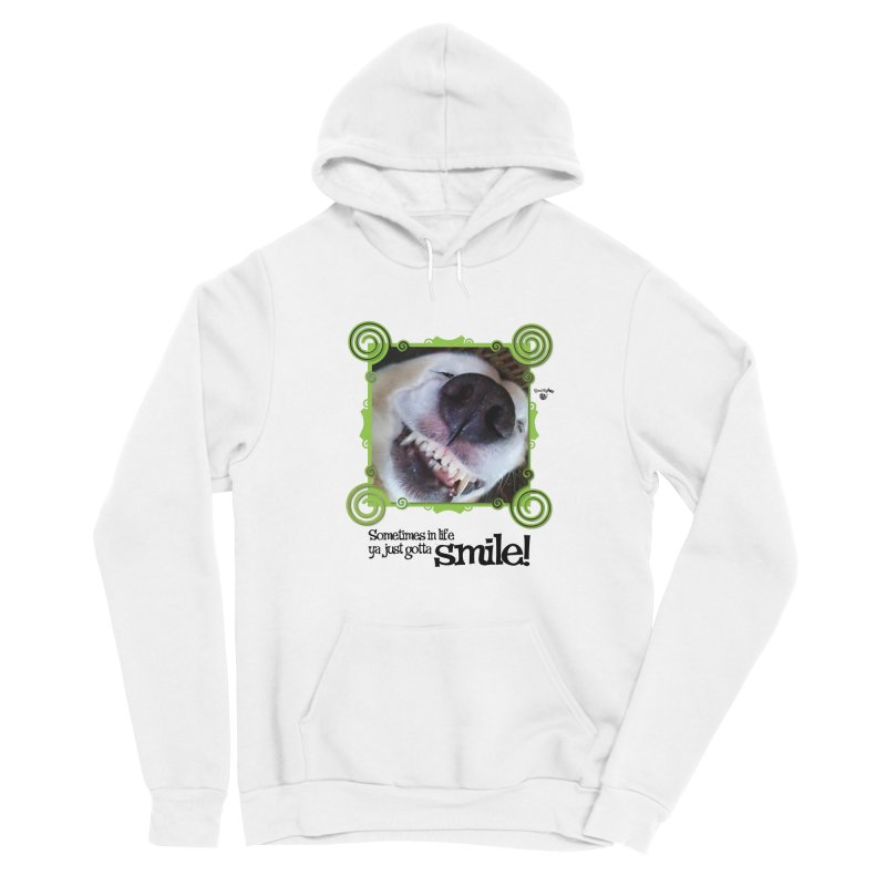 Smilely Women's Pullover Hoody by Smarty Petz's Artist Shop