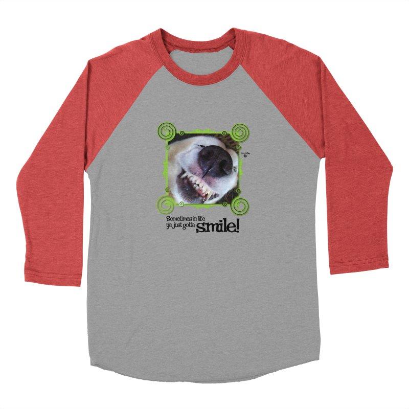 Smilely Men's Longsleeve T-Shirt by Smarty Petz's Artist Shop