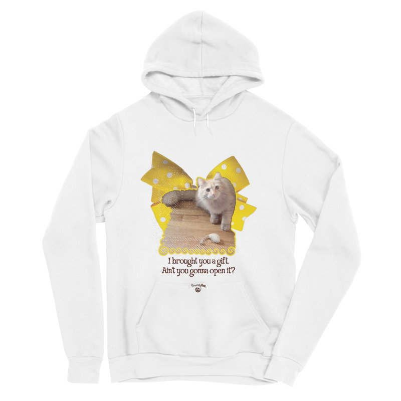Gift Men's Sponge Fleece Pullover Hoody by Smarty Petz's Artist Shop
