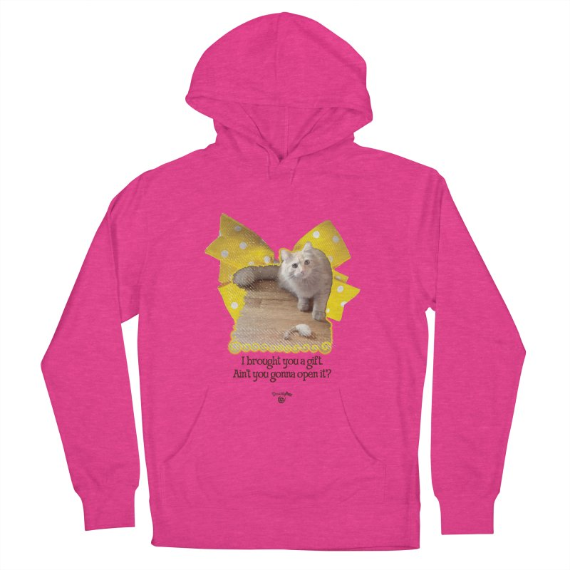 Gift Women's French Terry Pullover Hoody by Smarty Petz's Artist Shop
