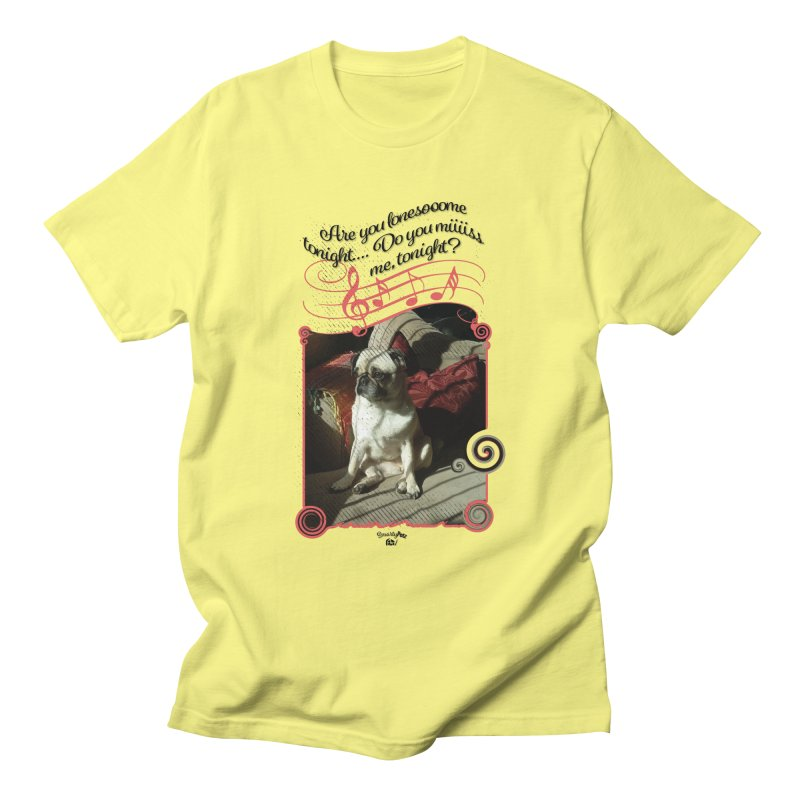 Lonesome Women's T-Shirt by Smarty Petz's Artist Shop