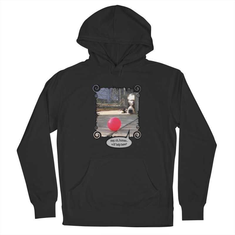 a lil' help here? Men's Pullover Hoody by Smarty Petz's Artist Shop