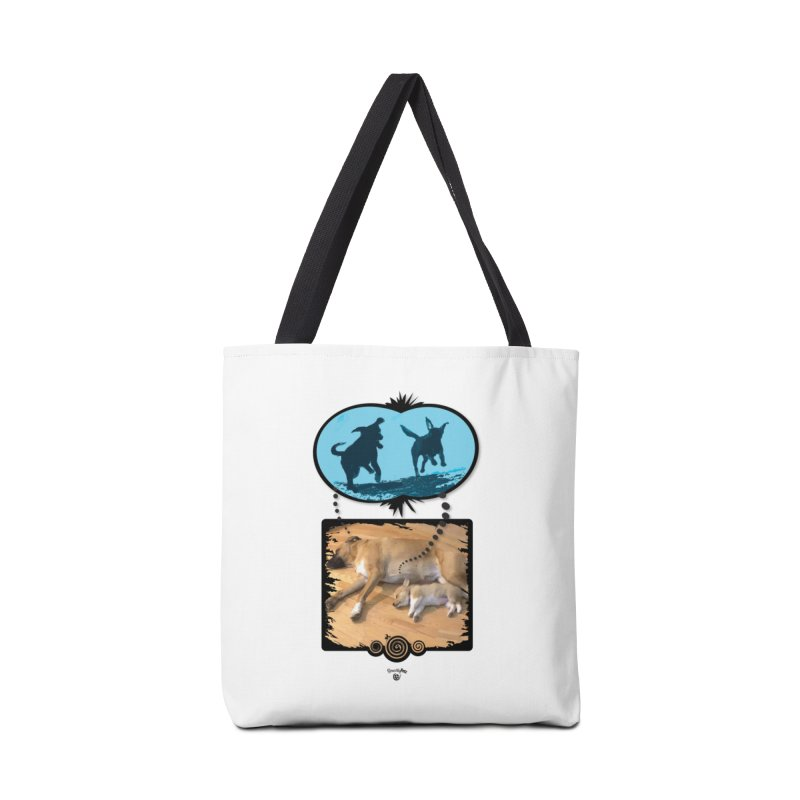 Sweet Dreams Accessories Tote Bag Bag by Smarty Petz's Artist Shop