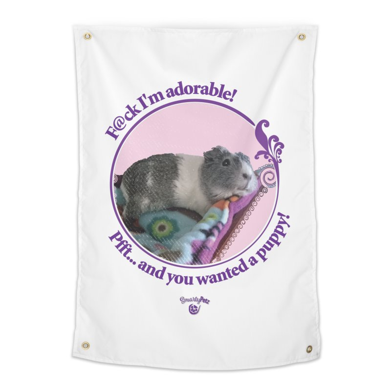 ...and you wanted a puppy! Home Tapestry by Smarty Petz's Artist Shop
