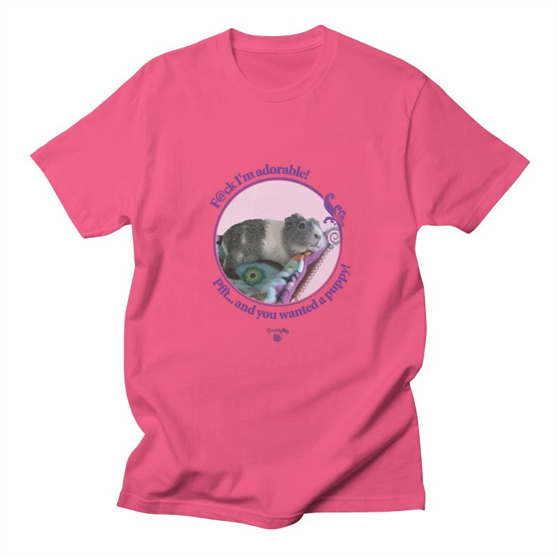 ...and you wanted a puppy! Men's Regular T-Shirt by Smarty Petz's Artist Shop