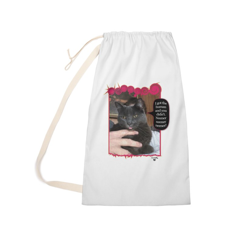 Neener neener neener! Accessories Bag by Smarty Petz's Artist Shop