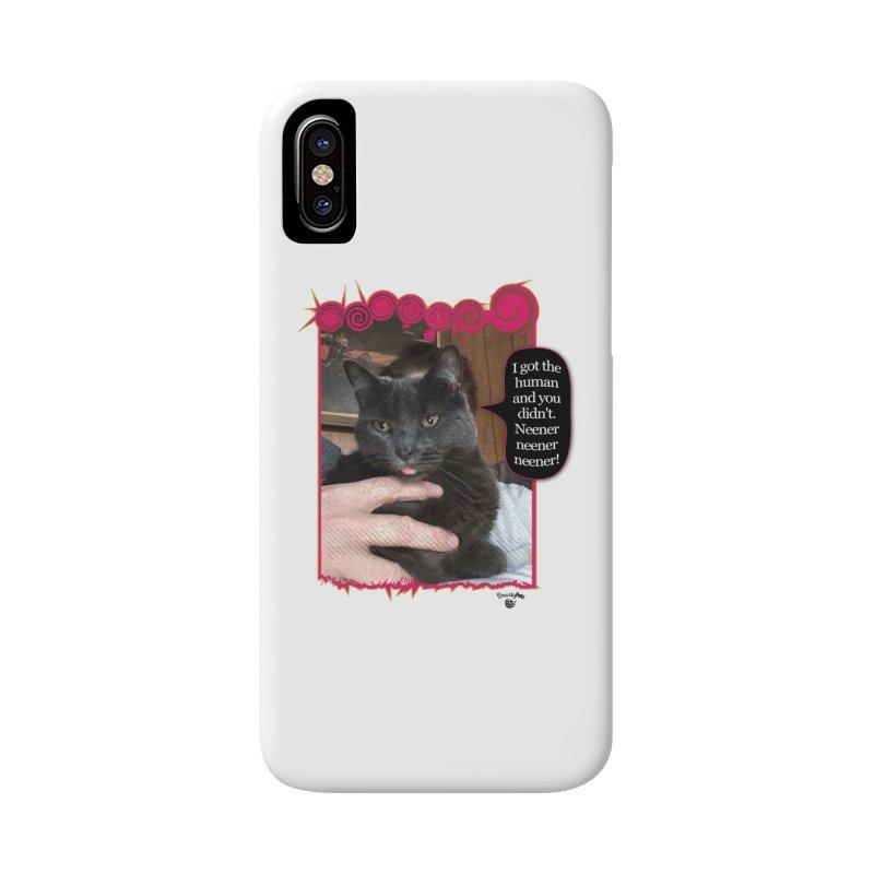Neener neener neener! Accessories Phone Case by Smarty Petz's Artist Shop