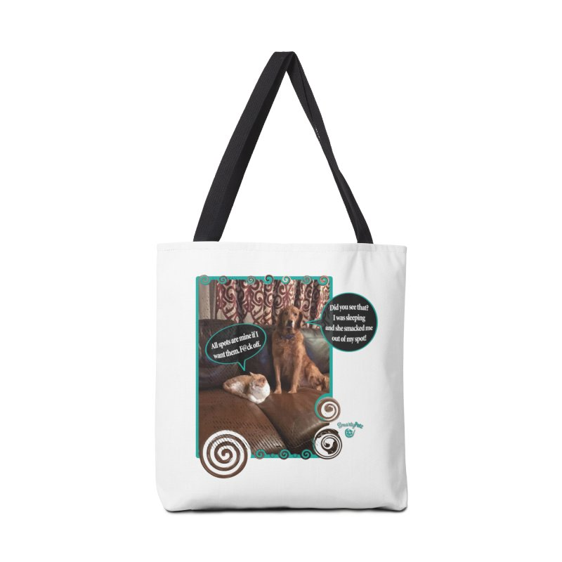 Did you see that? Accessories Tote Bag Bag by Smarty Petz's Artist Shop