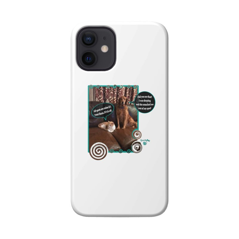 Did you see that? Accessories Phone Case by Smarty Petz's Artist Shop
